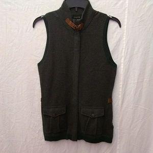 Massimo Dutti Wool Cashmere sweater vest